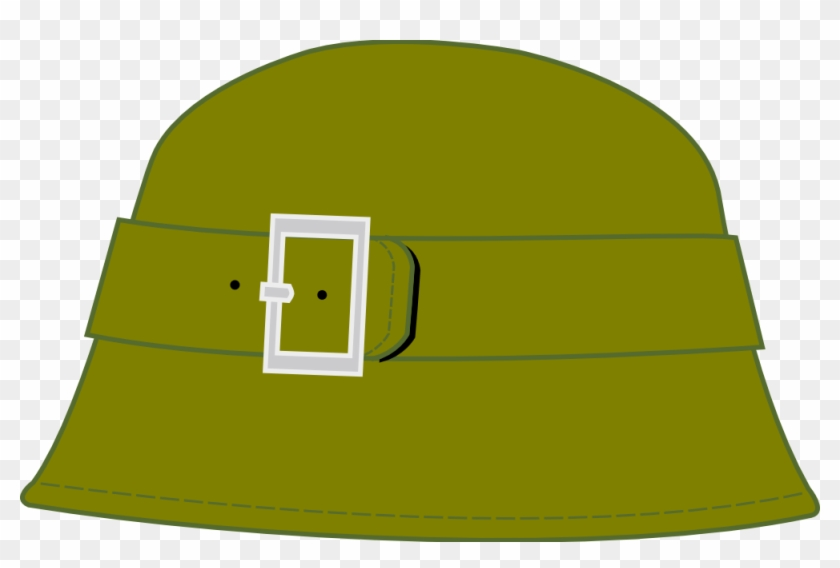 Clip Art Sombrero Campana2 Clipartist - Soldier Hat Clip Art #104984