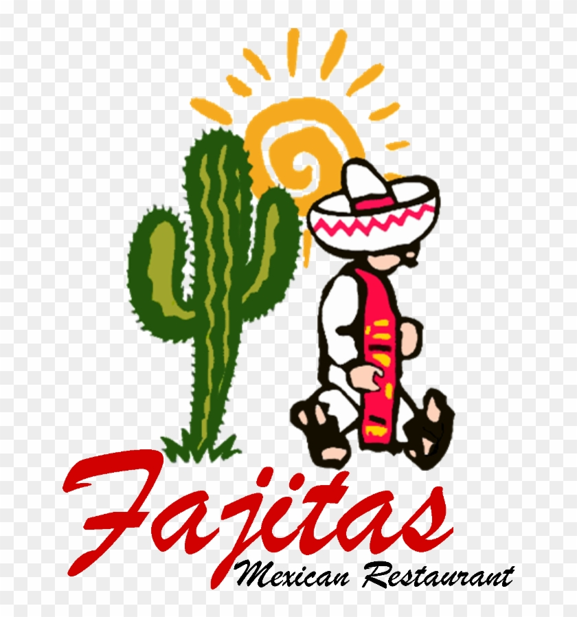 Mexican Restaurant Cliparts - Mexican Food Restaurants Logo #104987