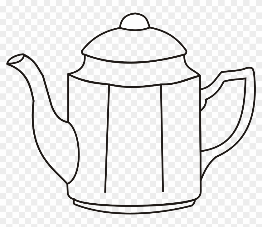 Enjoyable Ideas Coffee Pot Clipart Free Iyo Images - Coffee Pot Clipart #104990