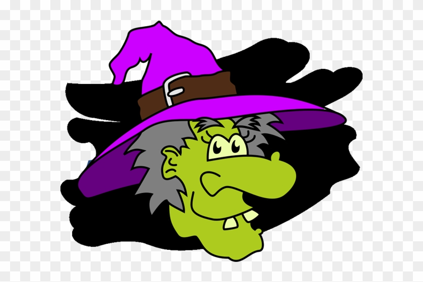 Cute Halloween Witch Clipart - Witch Clipart #105066