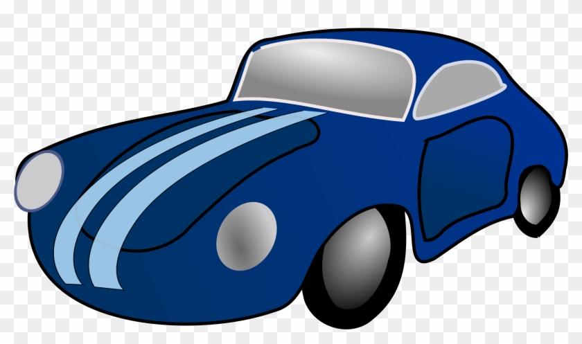 Car Clip Art Black And White Images Download - Toy Car Clipart #105111