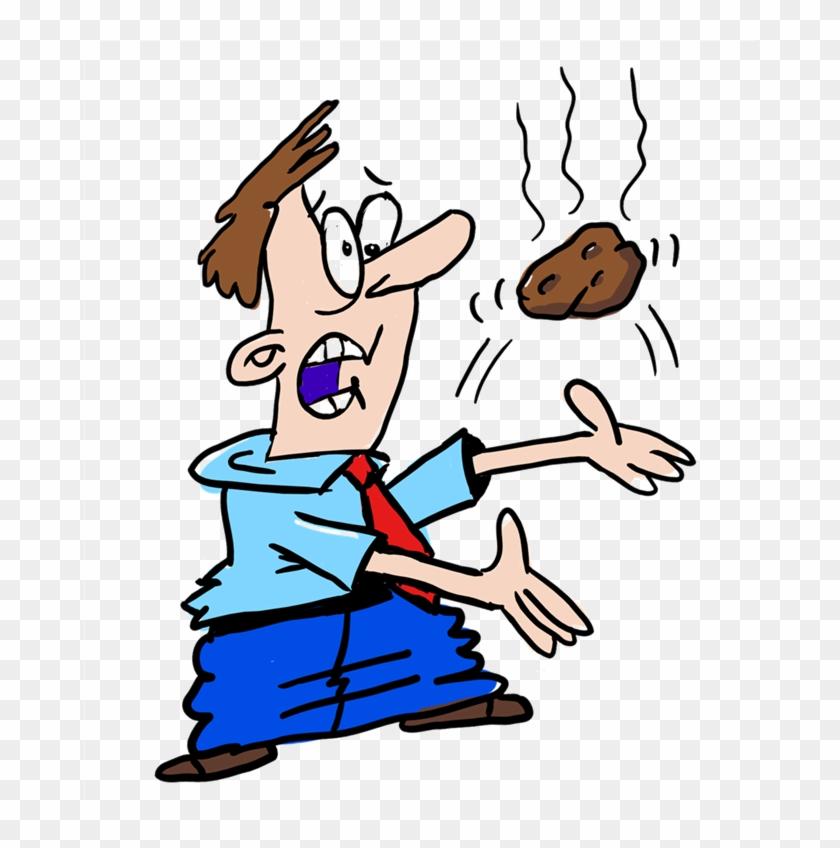 Persona, Person, Actor, Human, Hot Potatoes, Process, - Hot Potato Clipart #105370
