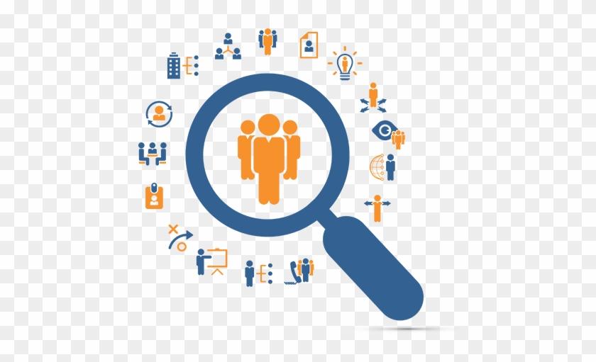 Hr Solutions Training & Performance Management - Recruitment & Selection Clipart #105381