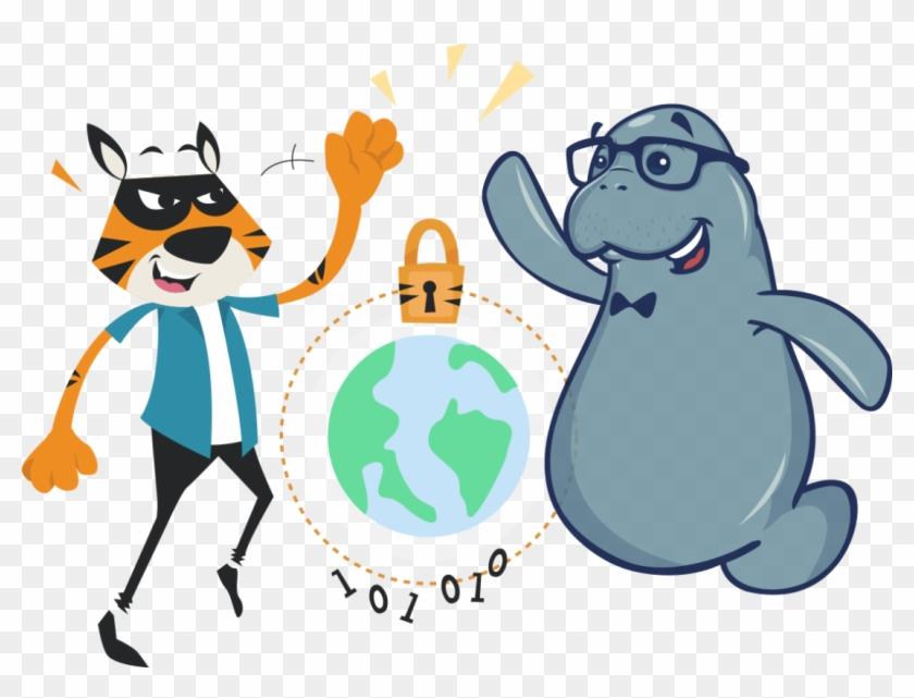 Tigervpn And Sticky Password - Sticky Password #105411