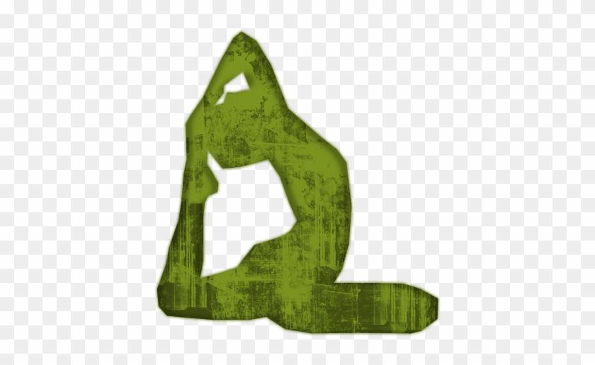 A - Yoga Clip Art #105491