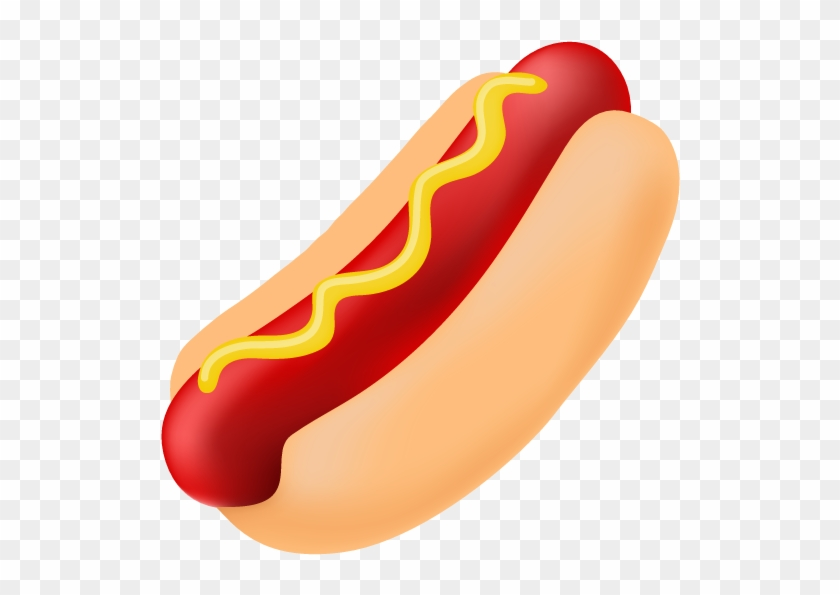 Free Numbered List Cliparts, Download Free Clip Art, - Hot Dog Clipart Png #105519