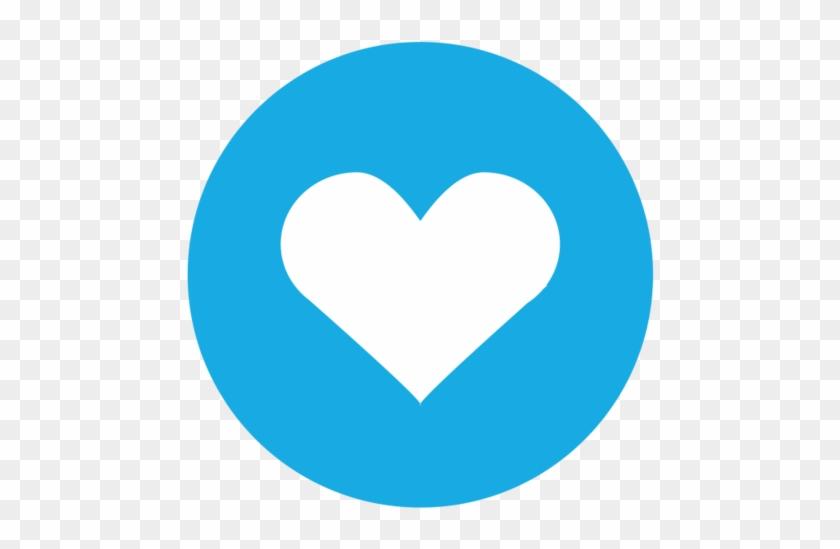 Blue Heart Clipart - Bệnh Viện Xuyên Á #105555