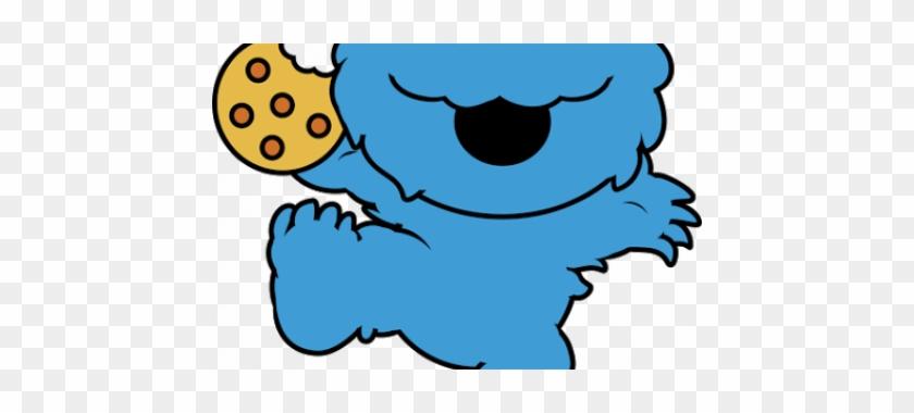 Monster Clipart Heart - Cookie Monster Clipart #105595