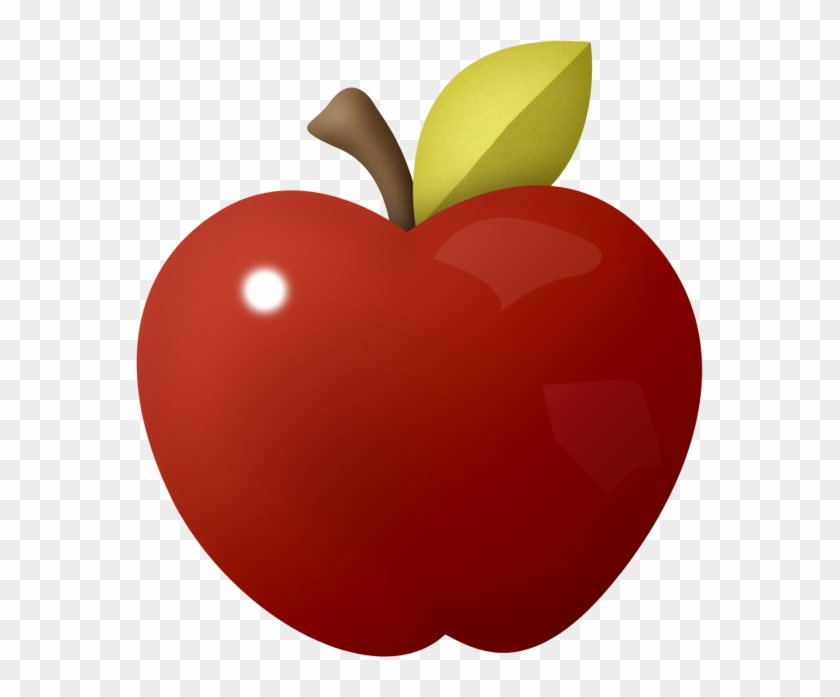 Fall Clip Art, Forbidden Fruit, Paper, School, Fe, - Manzanas De Blanca Nieves #105772