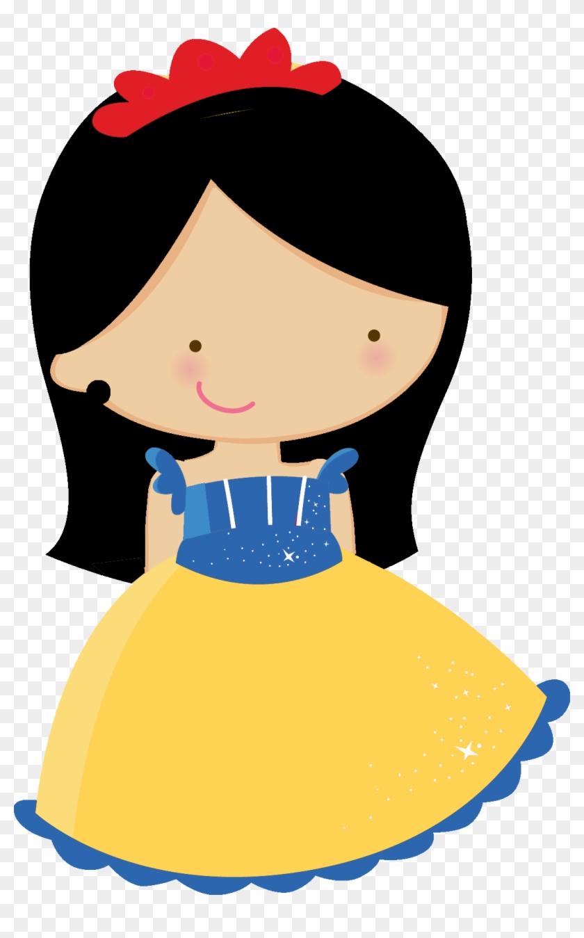 Im3mlen8fr14x - Branca De Neve Baby Em Desenho #105777