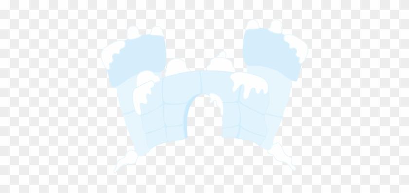 Girls Enjoying The Snow Clip Art - Alphabetical Order #105818