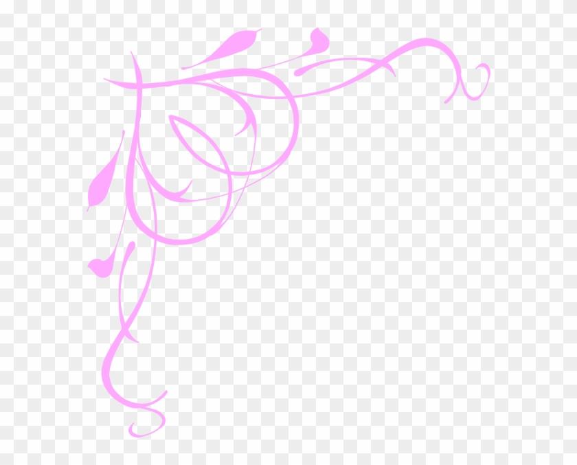 Heart In Swirls Clipart #105900
