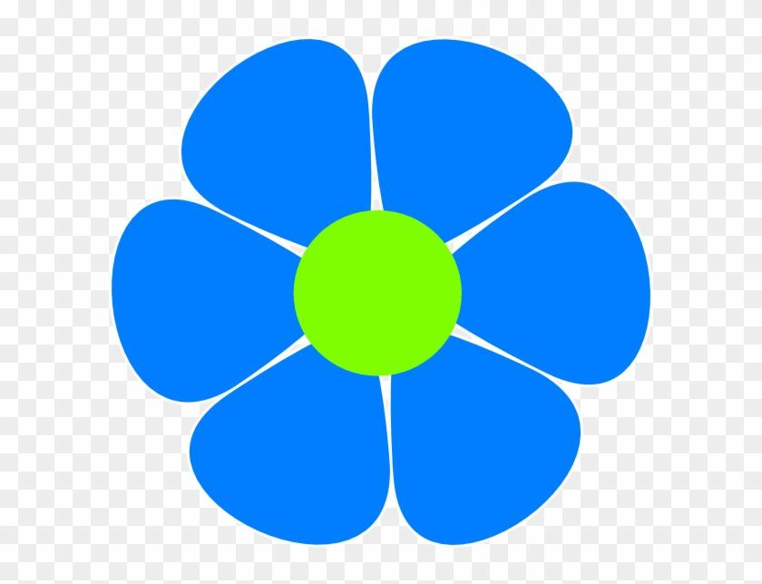 Flower Power Clip Art #105946