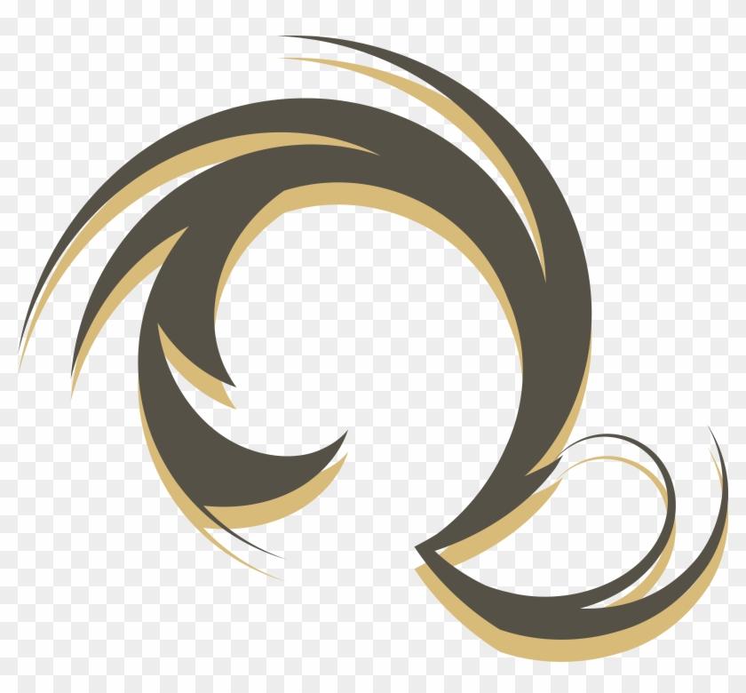 Swirl Designs Png - Circle Art Design Png #105974