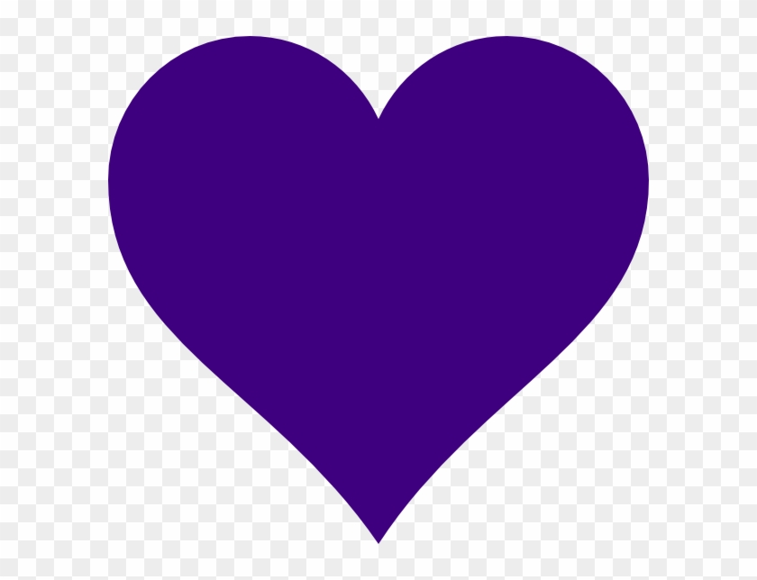 Purple Heart Clip Art - Purple Heart #106112