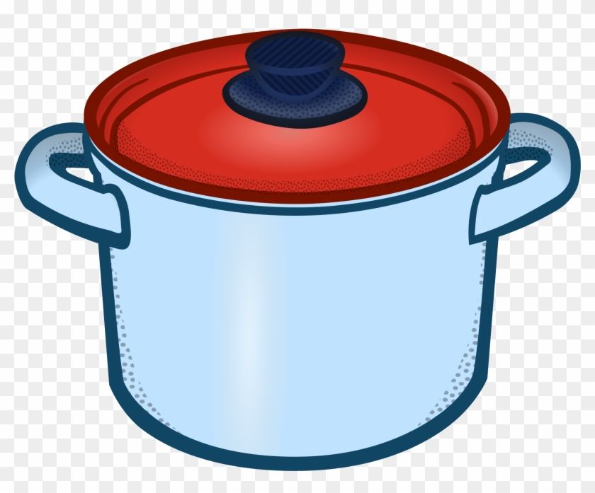 Cooking Pot - Pot Clipart #106120