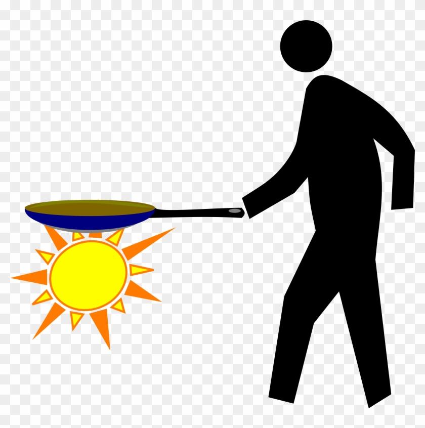 Cooking - Yellow And Orange Sun #106160