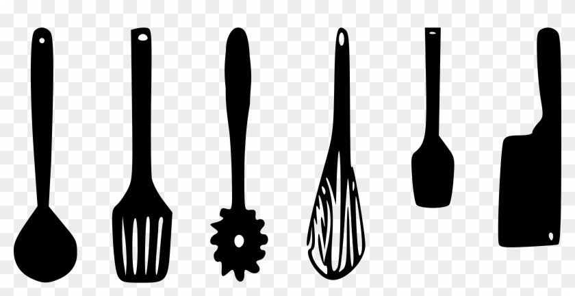 Big Image - Kitchen Utensil Clip Art #106194