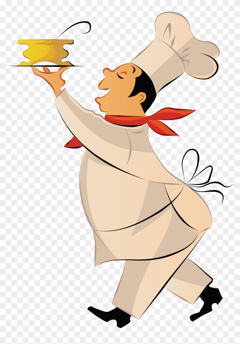 Male Chef - Male Chef #106235