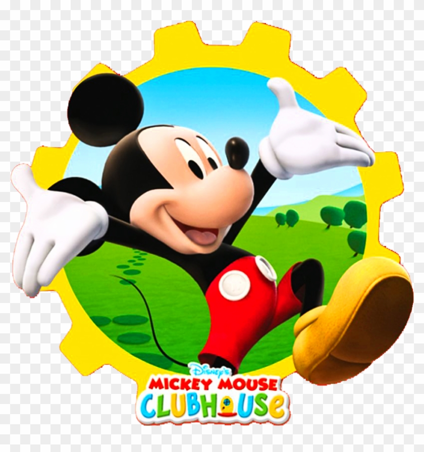 Clubhouse house mouse Mickey