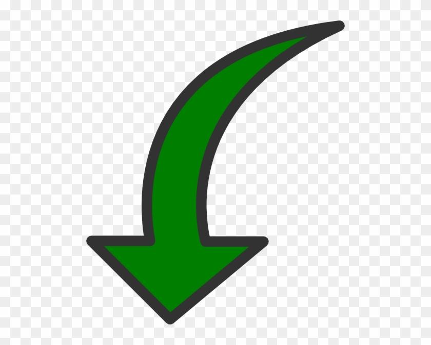 Green Arrow Clip Art - Fortnite Red Arrow Png #106359