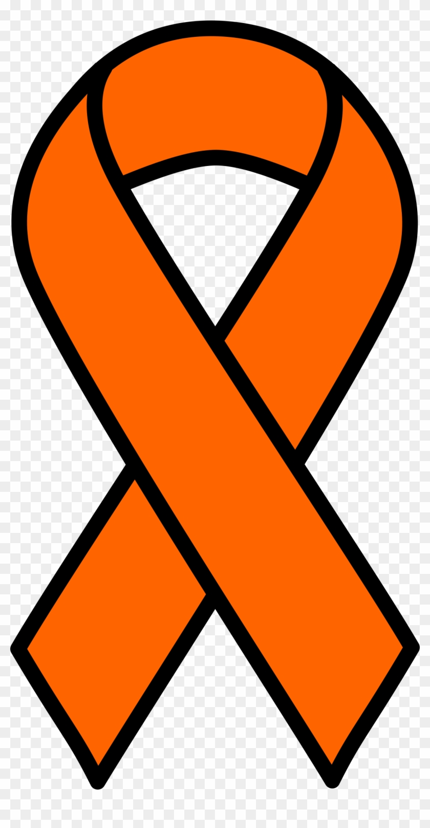 Gallery Of Clipart Orange Kidney Cancer And Leukemia - Gallery Of Clipart Orange Kidney Cancer And Leukemia #106385