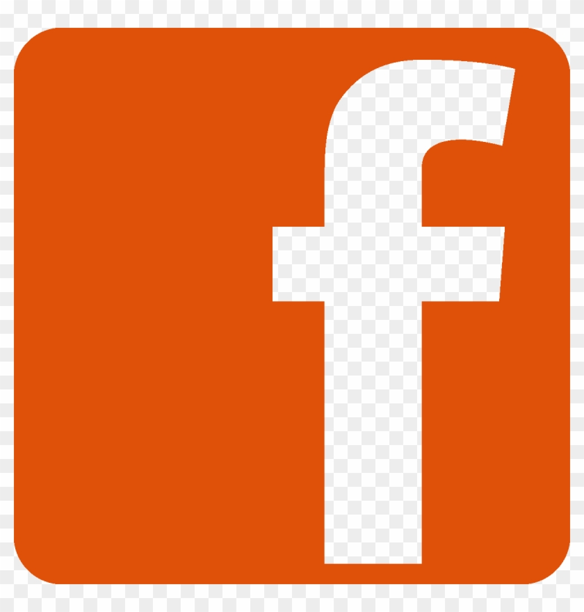 Home Cooking New York Facebook - Facebook Logo Orange Png #106434