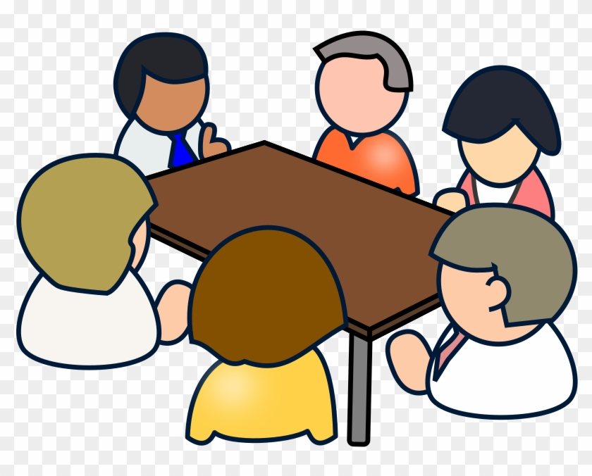 Meeting Clip Art - Meeting Clip Art #106585