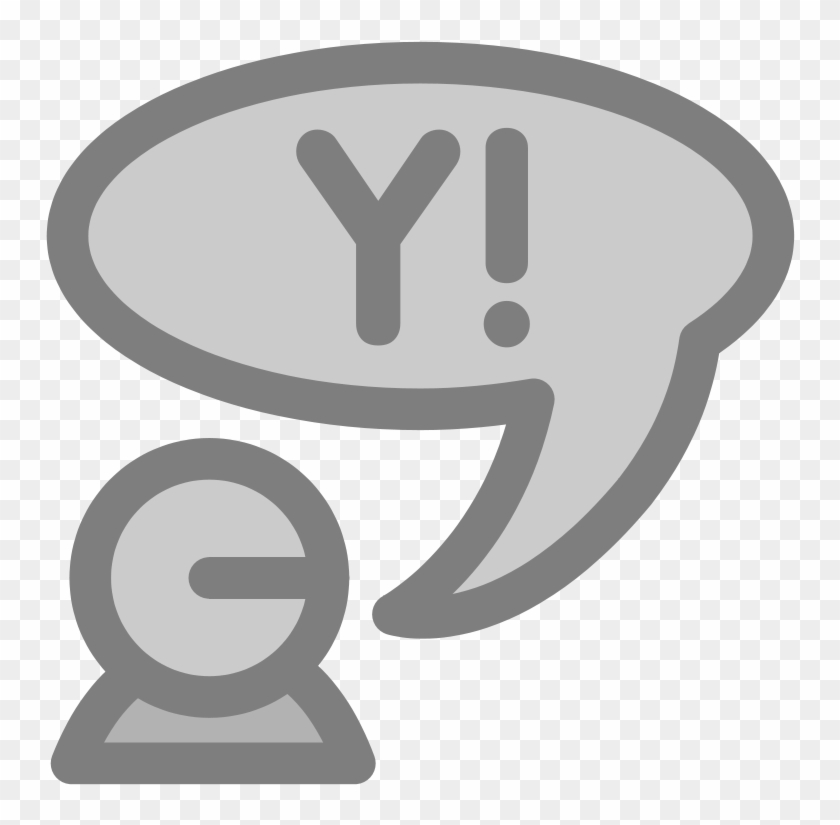 Similar Clip Art - Yahoo! Messenger Protocol #106645