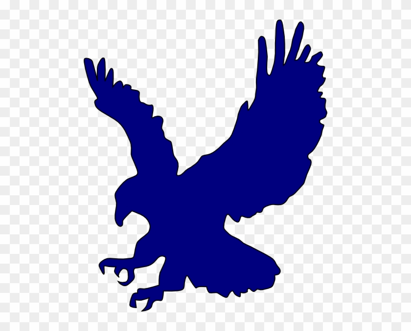Auburn Clipart Group - Eagle Silhouette #106681