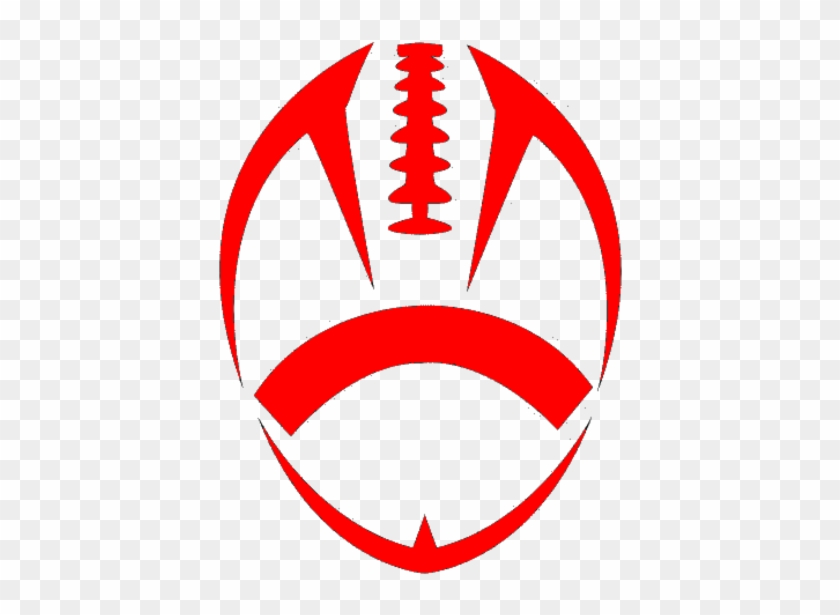 Football Laces Clipart Clipart - American Football Logo Png #106740