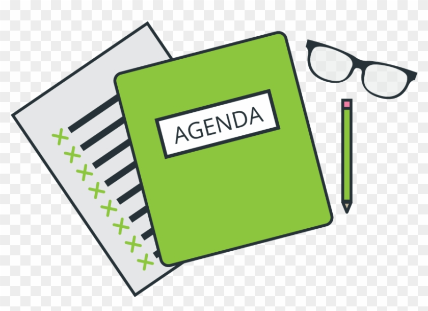 Agenda Clipart Transparent #106748