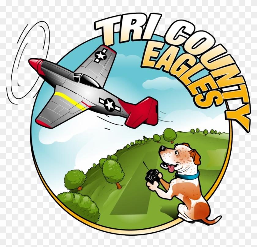 Tri County Eagles - Cartoon #106780