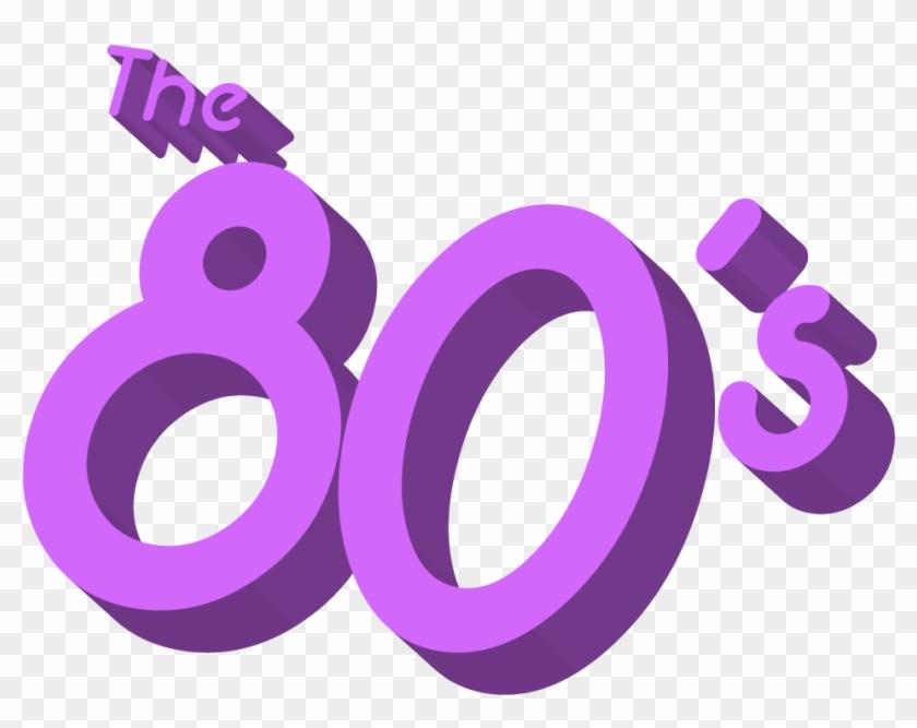 The 80s - 80s Transparent #106796