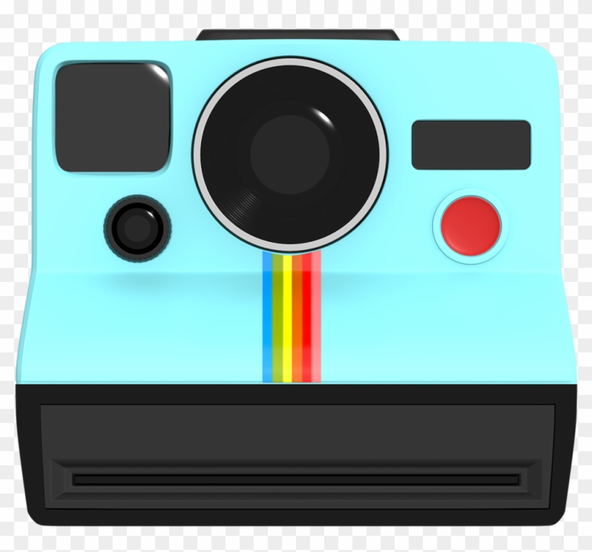 Retro Collection-80's And - Instant Camera #106836