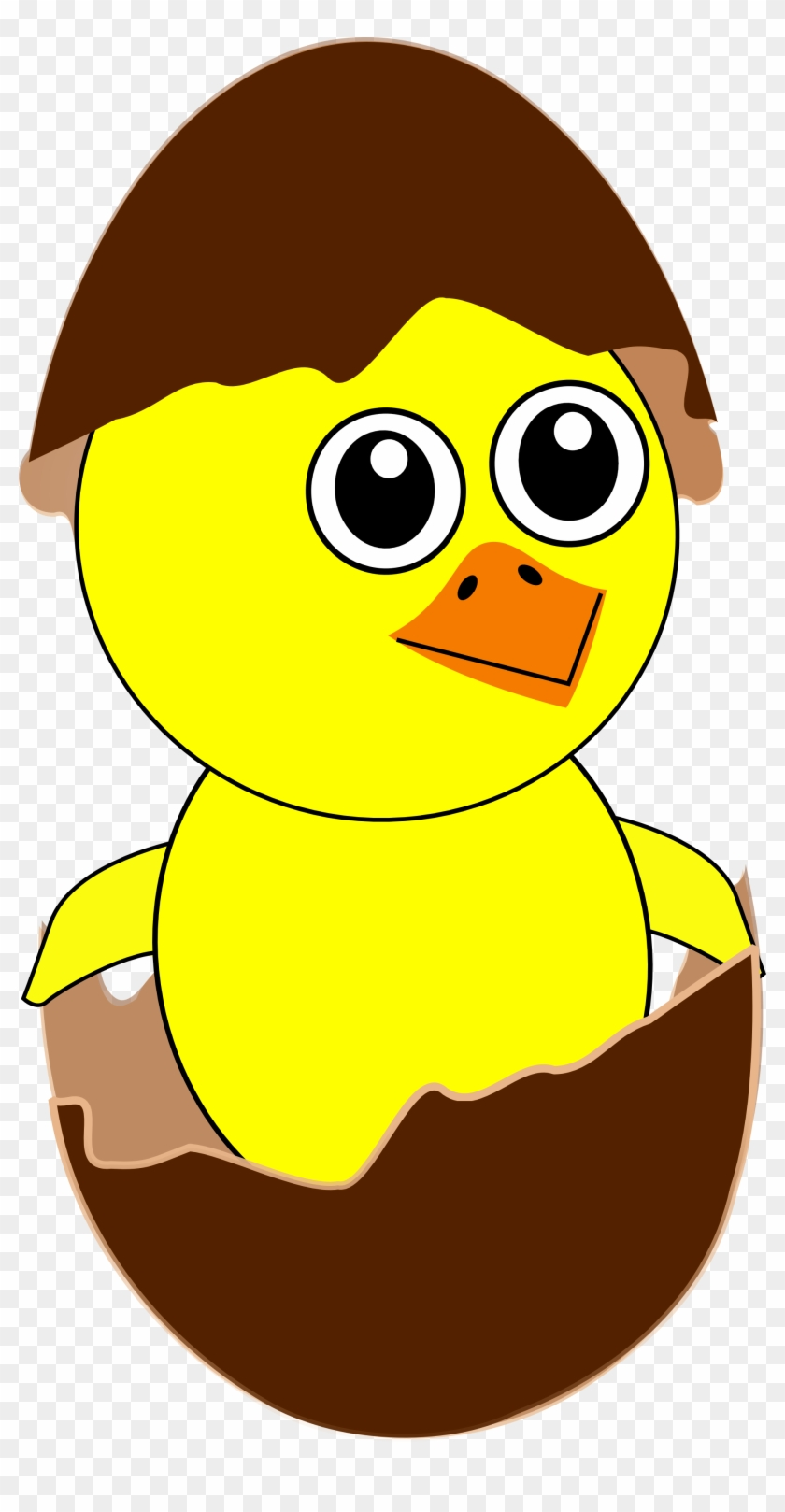 Egg Clipart Clip Art Clipart Panda - Cartoon Chocolate Easter Egg #106874