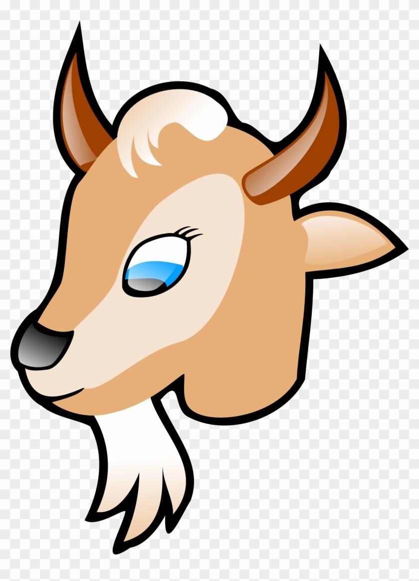 3 Goats Clipart - Cau Lac Bo Bong Da #106921