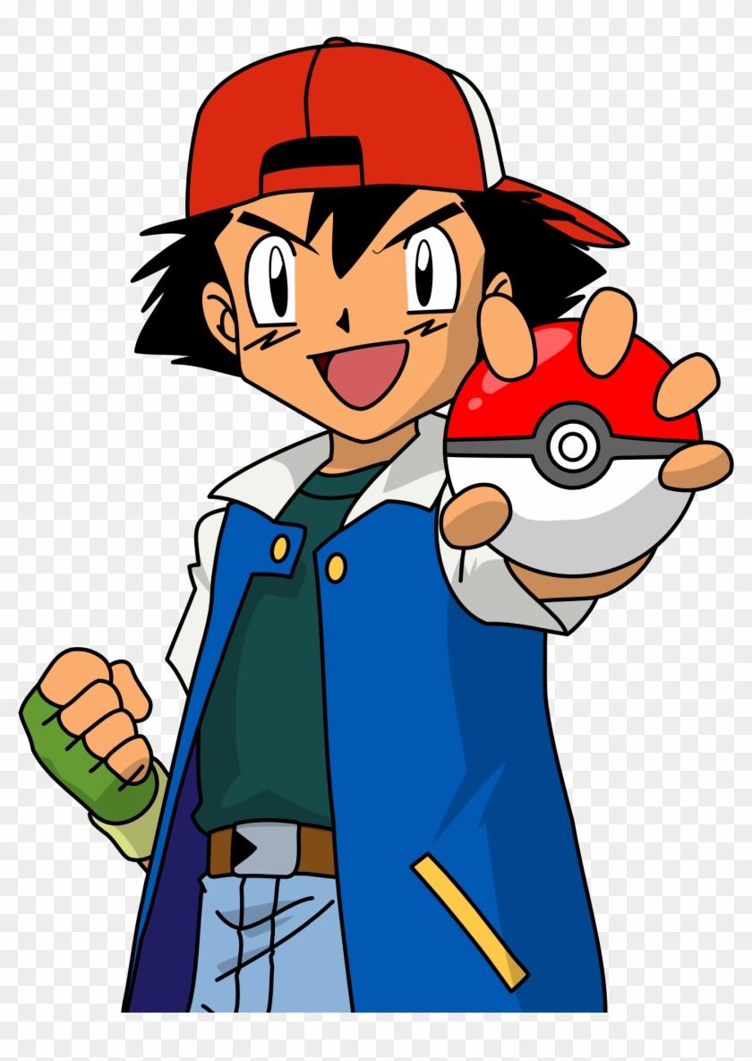 High Ash Clipart - Pojo's Unofficial Big Book Of Pokemon [book] #106993