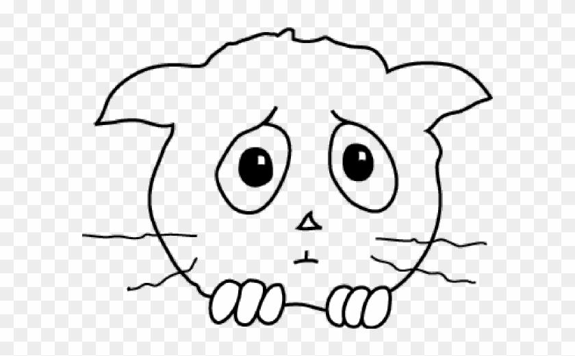 Happy And Sad Face Clip Art Free Clipart Images - Cat Clip Art #107022