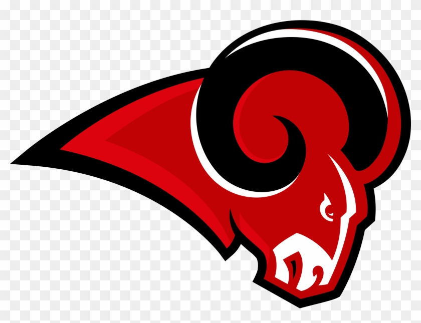 Running Ram - Mineral Wells High School Logo #107078