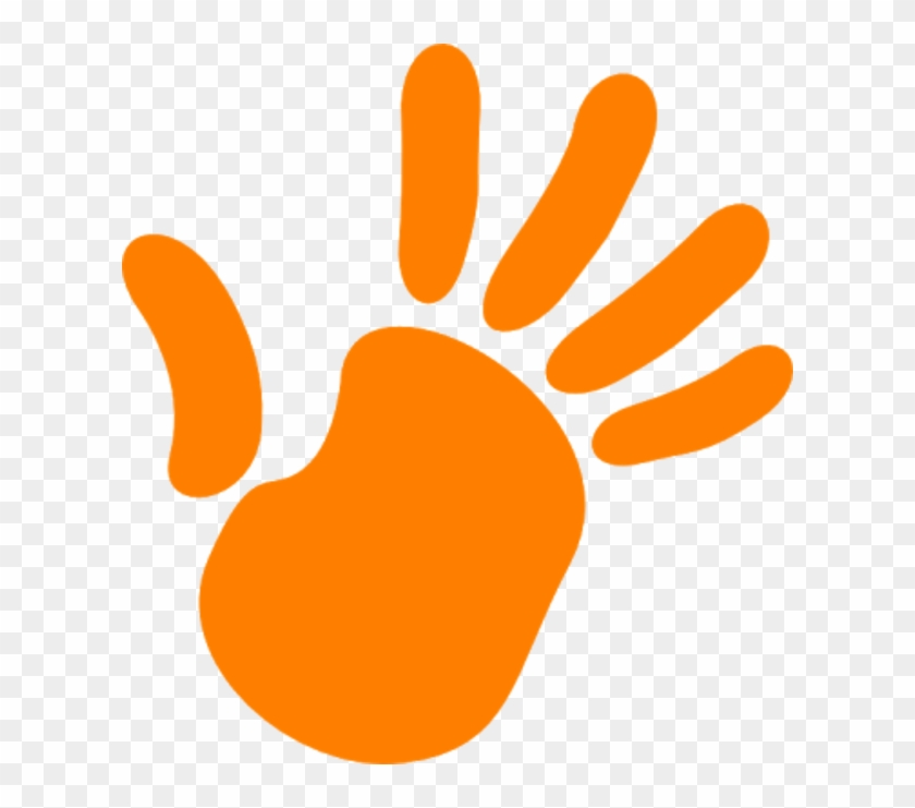 Hands Clip Art - High Five Hand Png #107102
