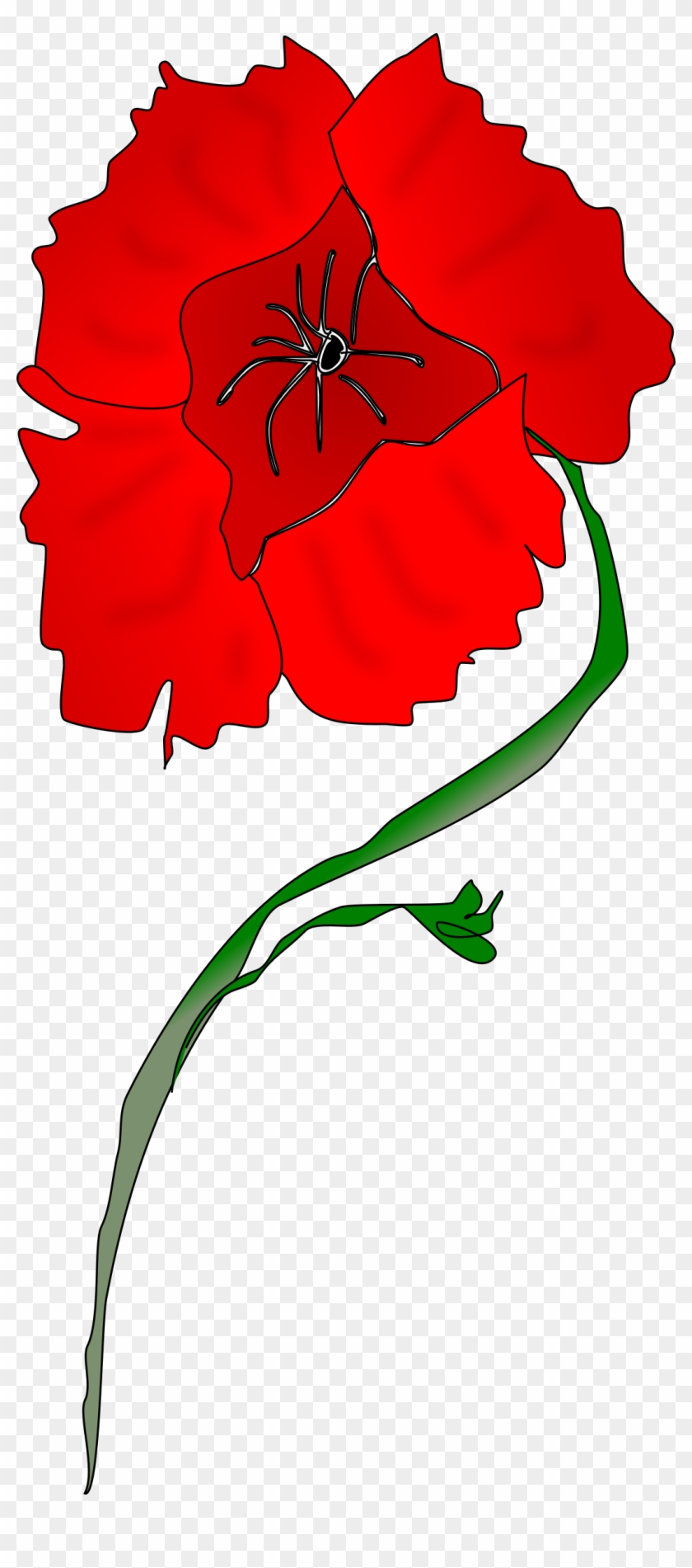 Big Image Poppy Flowers Clipart Free Transparent Png Clipart