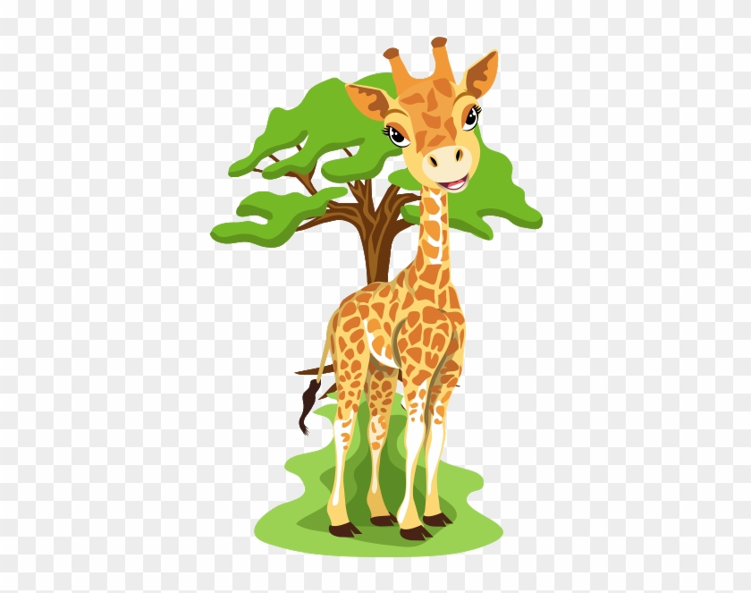 Giraffe Cartoon Animal Clip Art Images - Giraffe Free Clipart #107260