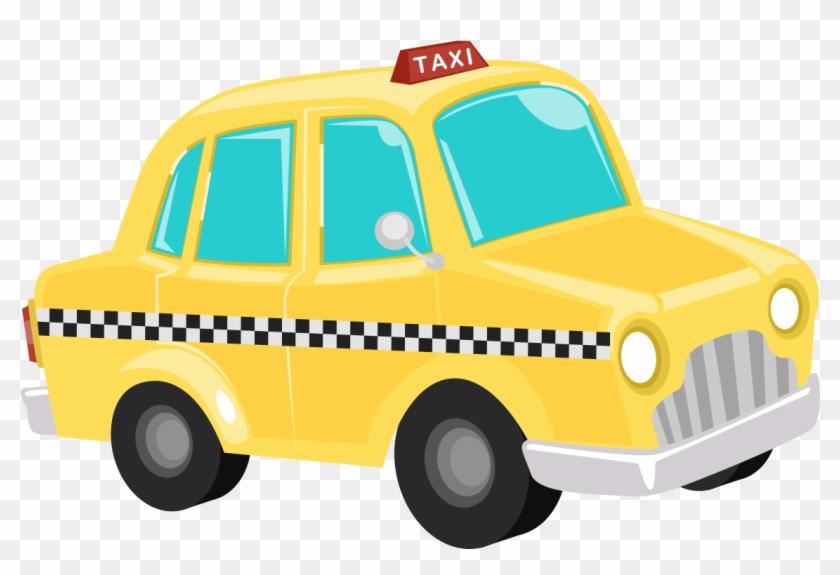 Free To Use &, Public Domain Taxi Clip Art - Cab Clip Art #107299
