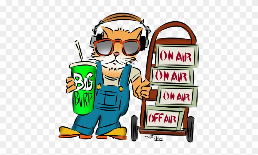 Ham Radio Cartoons By Jeff K1nss - Ham Radio Clip Art #107376