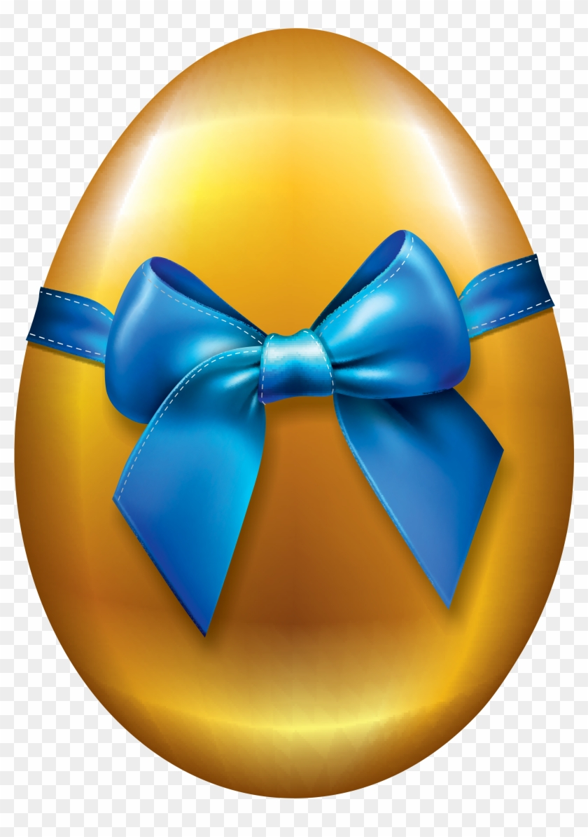 Free Okay Cliparts, Download Free Clip Art, Free Clip - Golden Easter Egg Png #107378