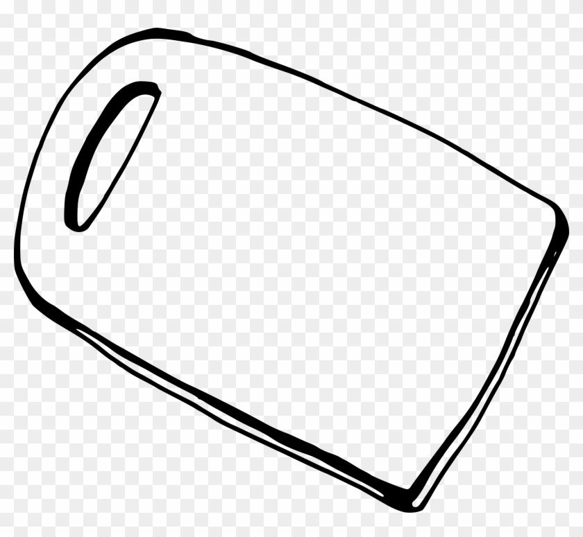 Clipart - Chopping Board Clip Art #107381