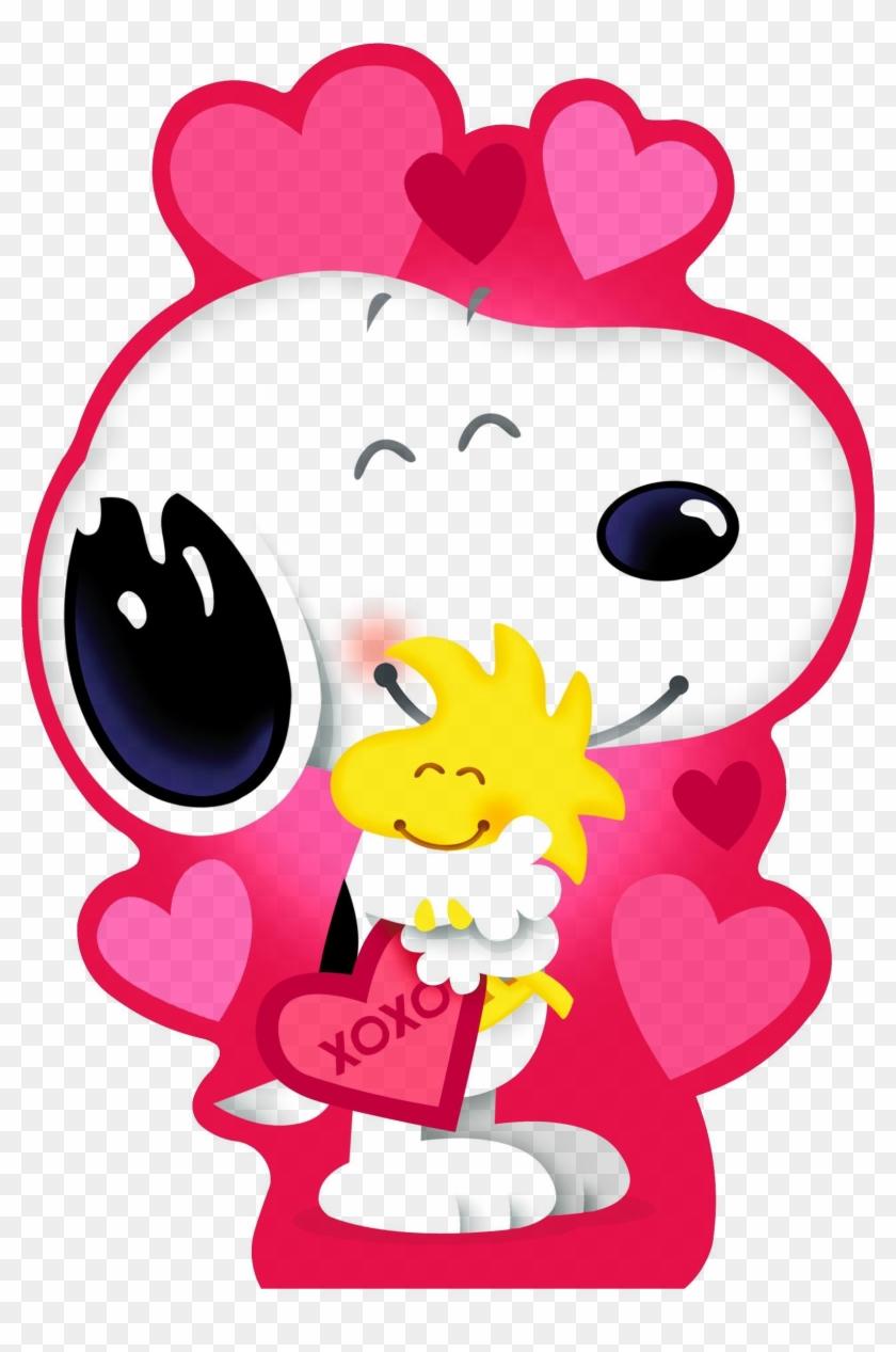 Snoopy Valentine's Day Cards By Bradsnoopy97 - Valentines Day Cards With Snoopy #107410