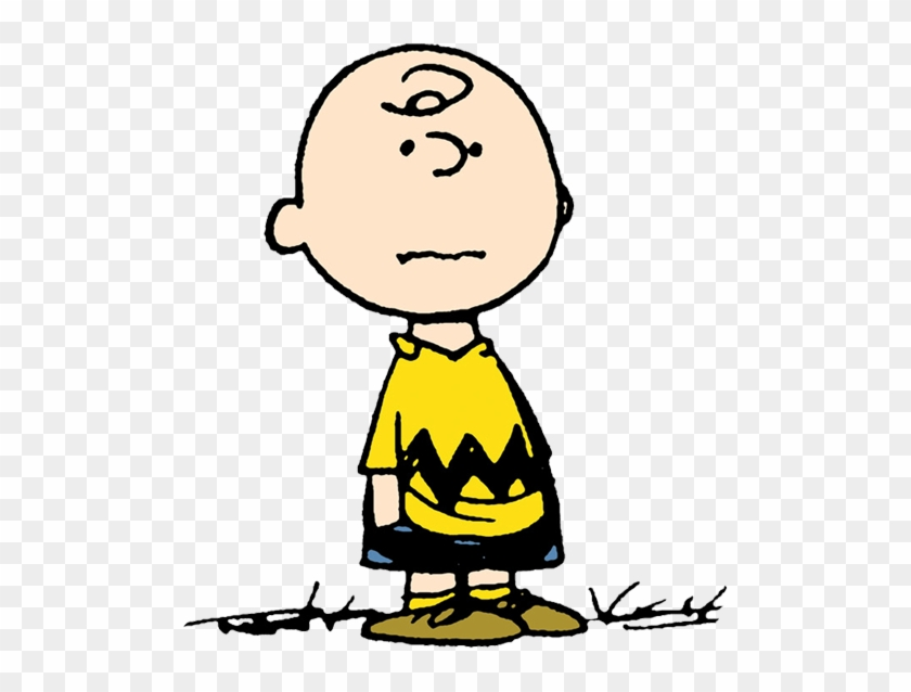 Here Is The One And Only Charlie Brown From The Peanuts - Charlie Brown #107448
