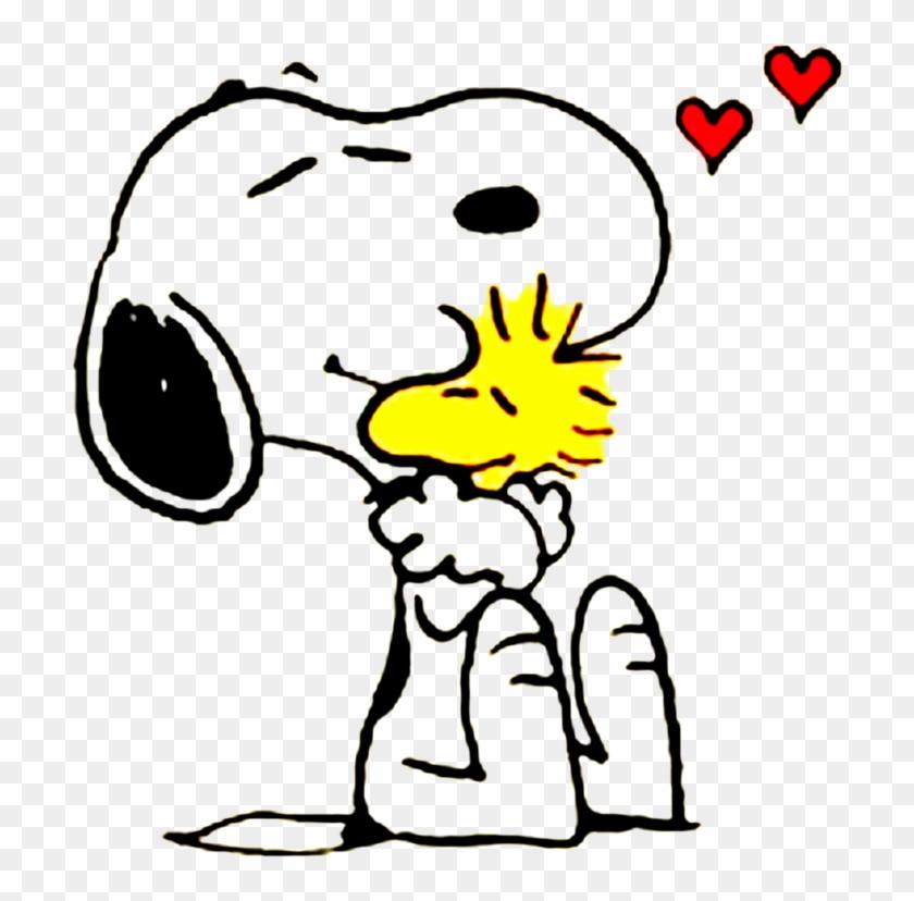 Snoopyloveswoodstock By Bradsnoopy97 Snoopyloveswoodstock - Snoopy And Woodstock Hugging #107451
